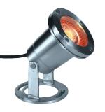 Stainless Steel 12V LED MR16 Underwater Light - Open Face